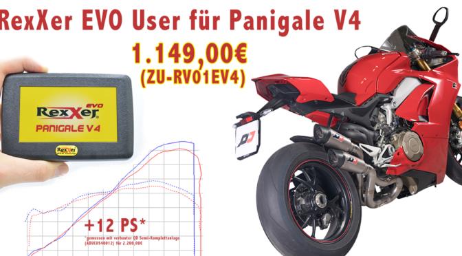 RexXer für Panigale V4